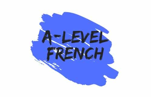 A-Level French