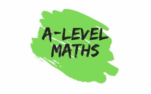 A-Level Maths