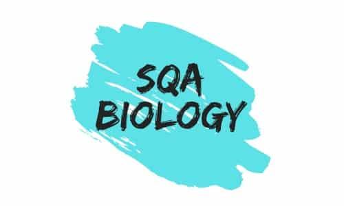 SQA Biology Logo