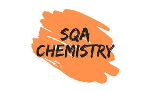 SQA Chemistry Logo