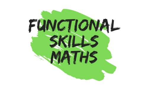 Functional Skills Maths