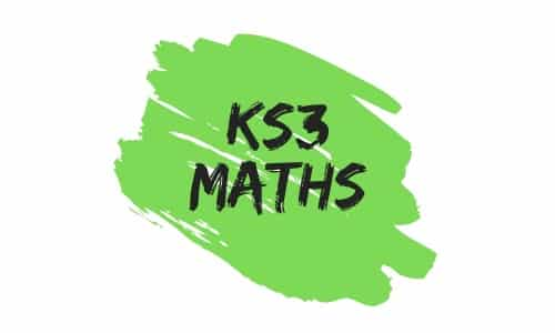 KS3 Maths
