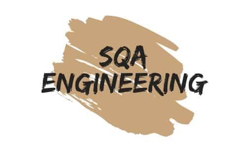 SQA Engineering Logo