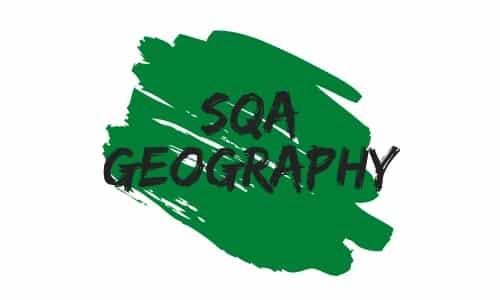SQA Geography Logo