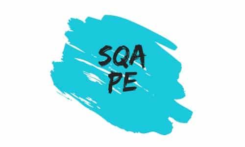 SQA PE Logo