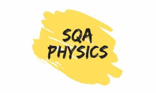 SQA Physics Logo