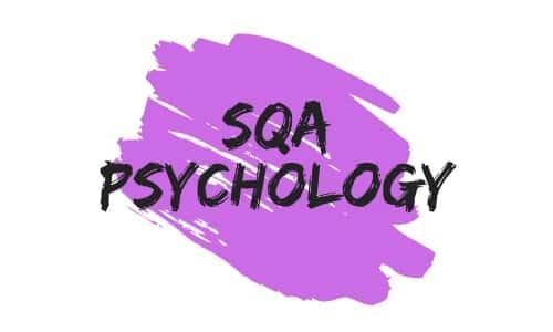 SQA Psychology Logo