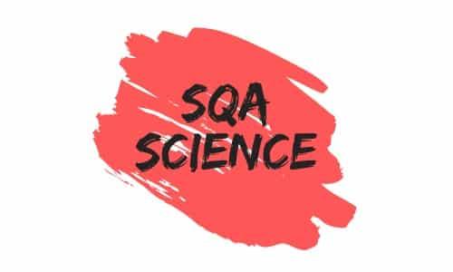 SQA Science Logo
